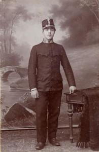 Jernej Berlec, leta 1904 (Foto:Aparnik)