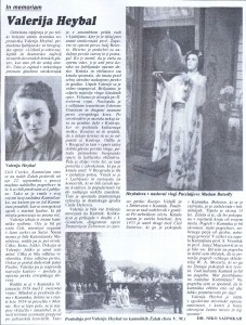 In memoriam dr. Nika Sadnikarja v Kamniškem občanu