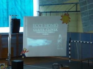 Ecce homo/Glejte, človek!