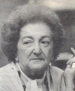 dr. Ruža Vreg
