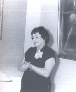 Njen zadnji recital v Kamniku, 19.2.1977 v Razstavišču Veronika, na slovesnosti ob obletnici rojstva slikarja Ivana Vavpotiča